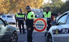 Circula sin carnet y sextuplicando la tasa de alcohol por la calle Xàtiva de Valencia