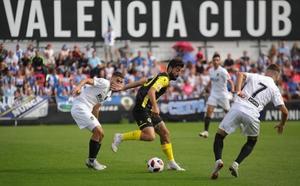 El Valencia CF asegura que el Hércules recibió más entradas de las pactadas y que en taquilla no vendió a sus aficionados por seguridad