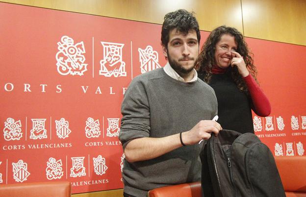 Dalmau se presenta a las primarias de Podemos para ser el candidato a la Generalitat