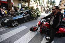 Cullera y el motociclismo despiden a Salvador Gascón