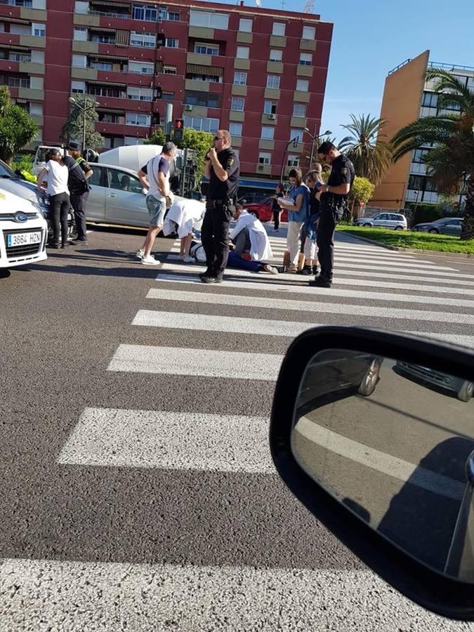 Quejas de accidentes, suciedad, ratas y arbustos recopiladas por Valencia Escucha