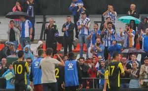 El Valencia carga contra el Hércules, que denunciará el caso ante la RFEF