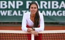 Anabel Medina, extenista y capitana del equipo español de Copa Federación: «El tenis femenino está en una buena situación, pero hay que crecer más»