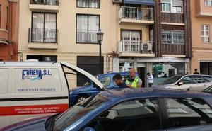 La policía descubre el esqueleto de un hombre en un trastero de Valencia