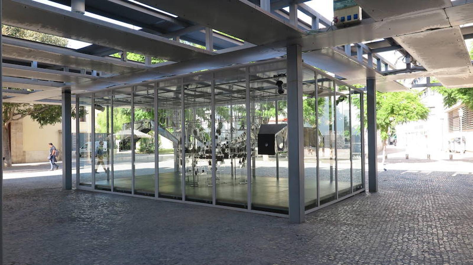 El MuVIM inaugura «el cubo»