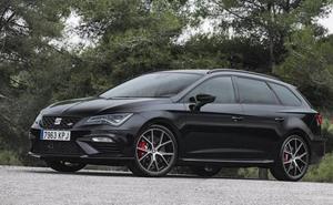 Seat León ST Cupra Black Carbon, solo para 100