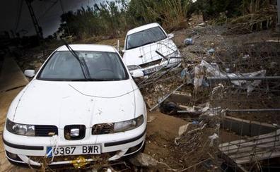 Las carreteras de Valencia que se deben evitar ante la alerta por lluvias intensas