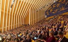 La gala de Valencianos para el Siglo XXI se traslada de fecha por la alerta de gota fría