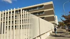 La nueva valla del campus de Tarongers contra el botellón eliminará cientos de plazas de párking