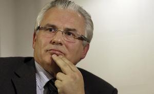 El juzgado rechaza que Baltasar Garzón declare en la causa del circuito de la F-1