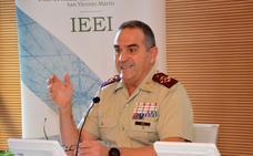 El teniente general Gan analiza la amenaza yihadista
