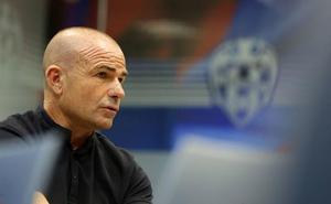 Paco López: «Vukcevic debe poner su máximo esfuerzo al servicio del club que le paga»