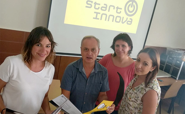 El colegio Nuestra Señora de Loreto de Valencia se sumerge en el proyecto STARTinnova