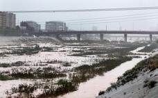 El corredor verde de Ribó se llena de agua