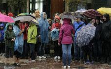 La lluvia deja 246 litros en Benicarló, 175 en Sueca y 160 en la Albufera