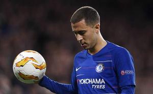 Hazard no tendría problema en retirarse en el Chelsea