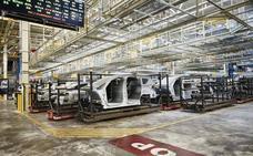 Ford Almussafes recupera la normalidad pese a las lluvias