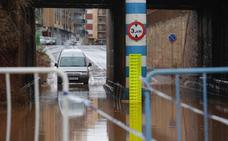 Meliana, Almàssera, Puçol, Pobla de Farnals y Massamagrell sufren inundaciones por la gota fría