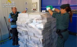Investigan la venta de cuatro toneladas de pulpo caducado en Catral, Valencia y Castellón