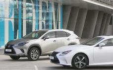 Lexus, con las empresas en  el evento Be International