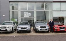'Test-drive' gratuito de la gama Subaru en Valencia