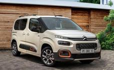 El Citroën Berlingo despliega su gama turismo y profesional