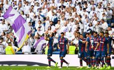 Vídeo | El gol del comandante Morales que inició la victoria del Levante