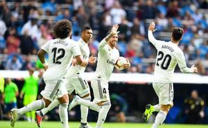 Vídeo | El gol de Marcelo que no sirvió para nada al Real Madrid