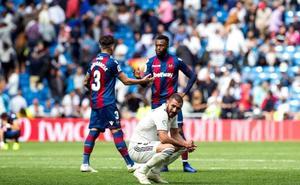 Todos los vídeos del Real Madrid 1-2 Levante