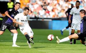 Vídeo   Gayà da vida al Valencia en el minuto 84