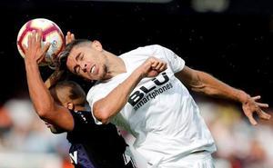Vídeo   El gol de Gumbau adelanta al Leganés ante el Valencia