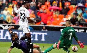 Todos los vídeos y fotos del Valencia CF 1-1 Leganés