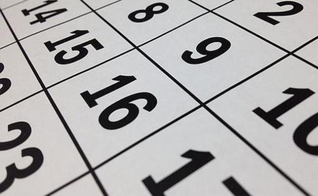 Calendario Agosto 2020 Espana.Calendario Laboral De 2019 El Puente De Diciembre Y La