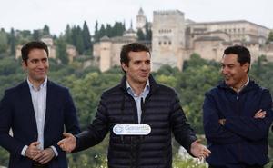 Casado avisa a Sánchez e Iglesias de que en España no puede mandar un preso