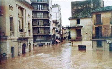 20 de octubre de 1982: El pantano arrasó la Ribera
