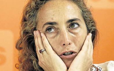 Carolina Punset se da de baja de Ciudadanos