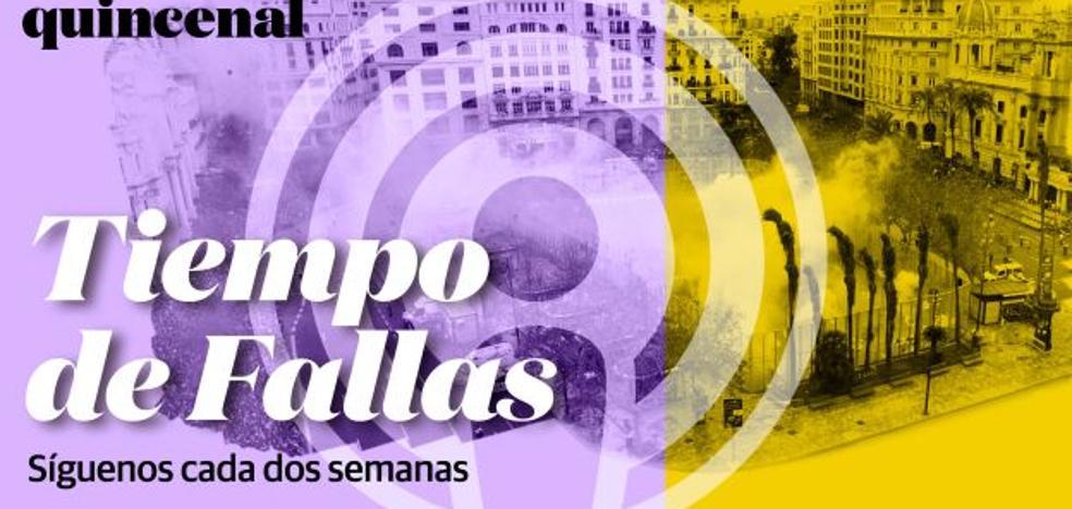 Anécdotas y sorpresas de una de las fallas más históricas de Valencia