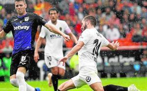 El Valencia pierde sus virtudes