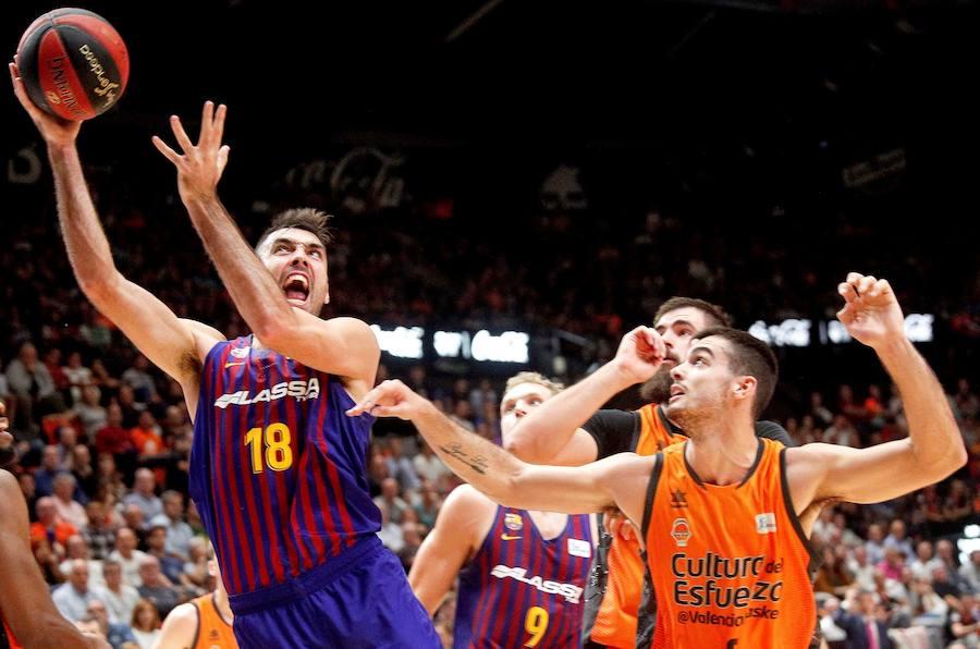 Fotos del Valencia Basket-FC Barcelona Lassa