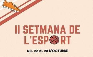 Los clubes se implican en la II Semana del Deporte