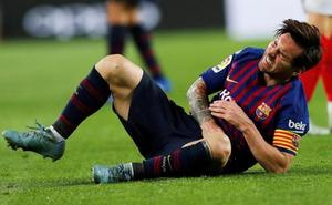 Sin Messi el Barça tendrá de ganar de otra forma