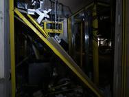 Unos ladrones revientan con explosivos el cajero de un banco en Gavarda