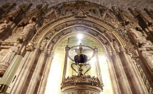 El Santo Cáliz ya tiene su propia sala de estudios