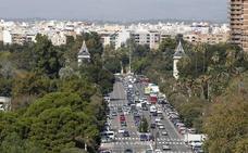 El Ayuntamiento de Valencia promoverá un concurso de ideas para reformar el paseo de la Alameda