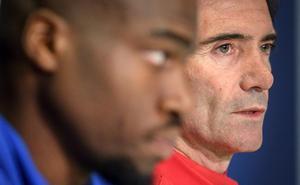 Kondogbia: «Lo que nos falta es meter goles, pero no veo tanta diferencia respecto al año pasado»