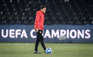 Marcelino: «Cuando un equipo no gana, la tensión te puede bloquear y genera dudas y ansiedad»