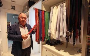El armario de Antonio Puebla