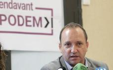 Dalmau cree que Podemos debe formar parte del Consell tras las elecciones de 2019