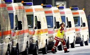 Por qué las ambulancias llevan las sirenas azules