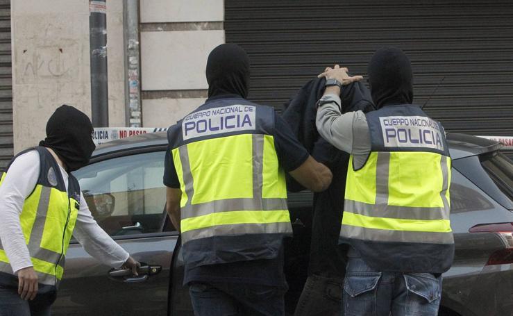 La Policía detiene a dos yihadistas en Alaquàs y Cocentaina